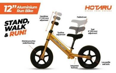Pushbike / balance bike / hotaru