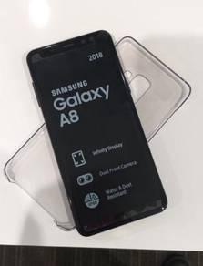 Fullset Samsung myset A8 2018 water resistent