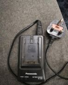 Panasonic charger untuk camera video