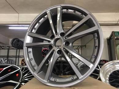 MERCEDES AMG Design 18x7.5 Sport Rim RECOND 5h112
