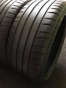 Tayar 18 inci/inch 225 40 18 x 2pcs Michelin PS4