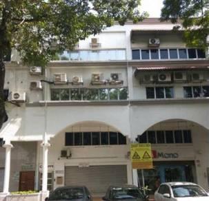Ground Floor Office Lot Taman Miharja Cheras KL