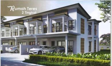 New Project 2 Storey Taman Jenderam Suria Di Jenderam Hilir Dengkil