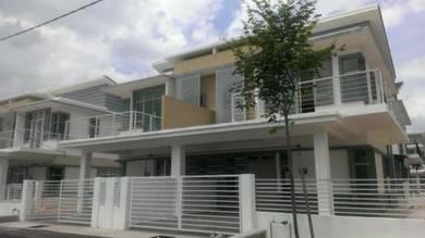 Royal Ivory Terrace Semi-d Kitchen Cabinet Nearby Putrajaya