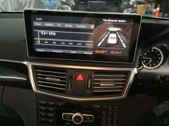 Mercedes benz w212 e class google android player