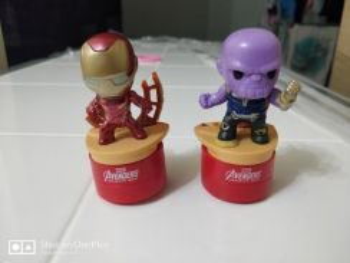 Avengers tesco