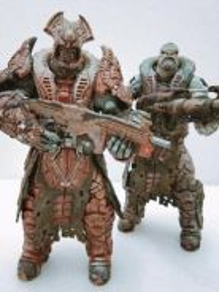 Neca Gears Of War Set Figure Toys not marvel