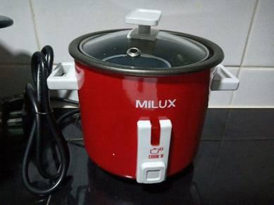 Non-Stick Classy Mini Rice Cooker 0.3L