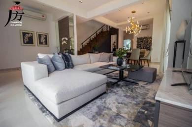 3 Storey Landed Link House I with Lift I Sungai Nibong I NEW I 22'x90'