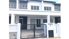 [Brand New House For RENT] Taman Saga 2 sty for RENT! Nearby NSK! NEW!