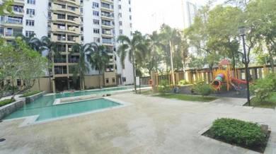 BELOW MARKET Cyberia Smarthomes Condominium, Cyberjaya,Partial Furnish