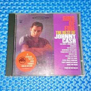 Johnny Cash - Ring Of Fire [1995] Audio CD