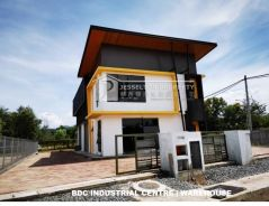 BDC 2 Storey Warehouse | Factory | Showroom | Putatan | Lokkawi | SELL