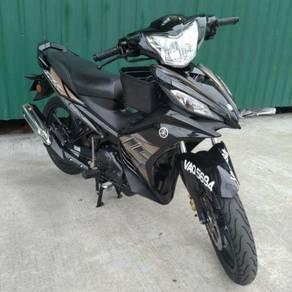 2017 Yamaha 135lc lc135 135 lc v5 v4