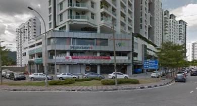 SummertonQueensbay Shoplot 4 unit 3964sf , Bayan baru Penang