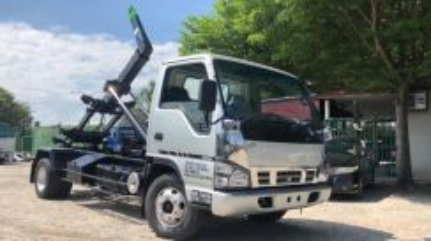 Isuzu am roll on roll off enjin hijau road tax 50%