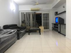 Quiet Forest View Seri Maya Condo Fully Furnished Setiawangsa Near Lrt