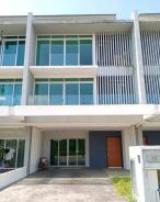 3 Storey Terrace House in D'Island Residence, Puchong, Selangor