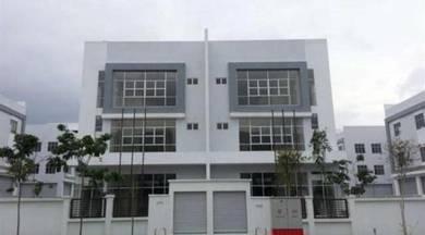 I-Parc 2 Hicom Industrial Park, 3 storey Semi-D Factory For Sale