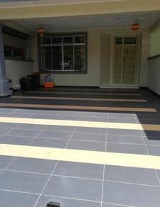 Skudai, Taman Nusa Bestari 2 Storey House(CAN FULL LOAN)