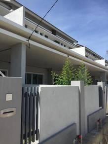 Double Storey Terrace Of Desa Kiara