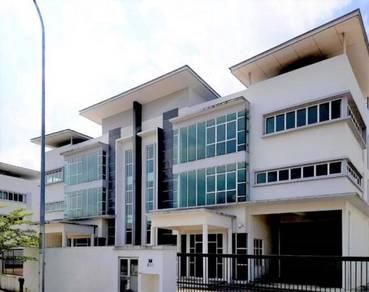 Semenyih Integrated Industrial Park 3 Storey Semi-D Factory