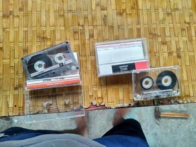 Used cassete