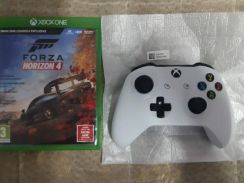 Controller xbox one s & forza H 4
