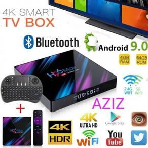 Keyboard remote Android tv box 4k