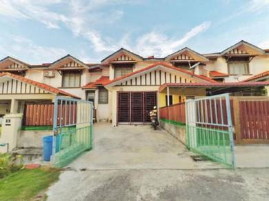 Double storey terrace taman salak perdana (renovated & extended