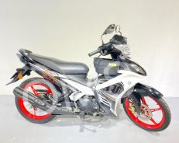 Yamaha 135LC V4 Second 135 LC MukaRdh V3 V5 LC135