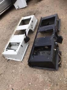 Land Rover defender puma tdci seat box