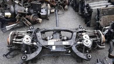 Bmw 2017 X5 F15 Sub Frame and Axle Diff Shocks
