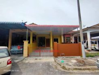 Single Storey Medium Cost Taman Widuri Sungai Jawi For Sale