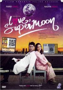 Malay Movie DVD Love_Supermoon