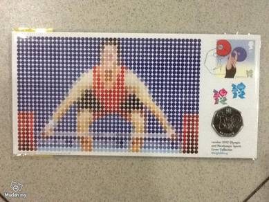 London 2012 Weightlifting FDC
