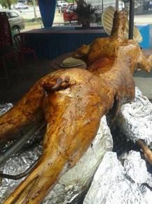 Kambing golek kambing bakar
