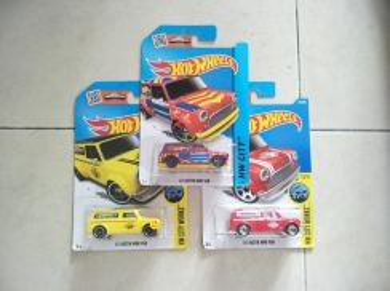 CPL - 67 Austin mini van Mix colors