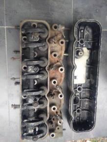 Part enjin lori isuzu 2.5cc