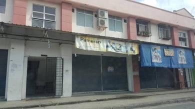 Taman Ketiau Shoplot For Rent