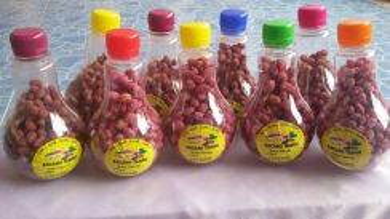 Kacang tanah salut tepung