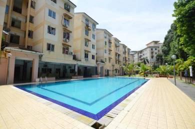 [G.FLOOR, GERAN INDIVIDU] - Saujana Apartment Damansara Damai Sg.Buloh