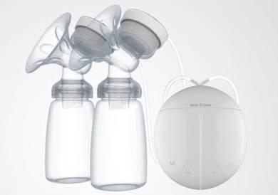 Bubee Electric Dual Breast Pump & Milk Storage Bag
