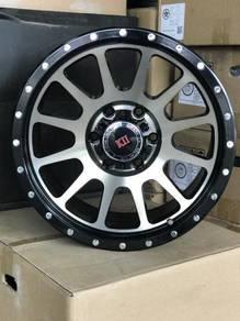 NEW SPORT RIM 18x9J 4x4 6x139.7 K2 Wheel Line