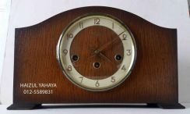 Jam Bentima 2 (Westminster Chimes Mantle Clock)