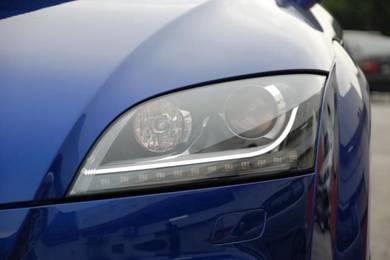 Audi TT head lamp TTRS head lamp TTRS bodykit