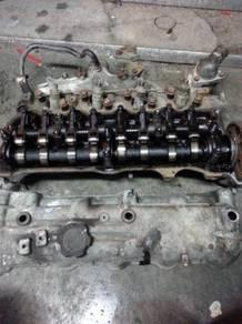 Toyota dyna diesel cylinder head (L engine)