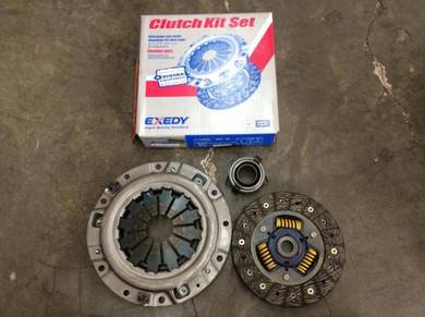 Exedy heavy duty clutch kit KELISA KENARI VIVA 1.0