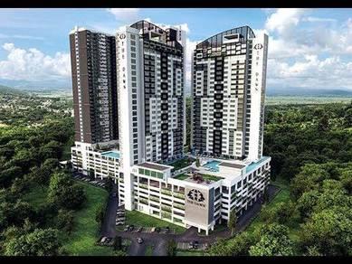 The Dawn Condotel Impression City Melaka Investment Oppurtunity