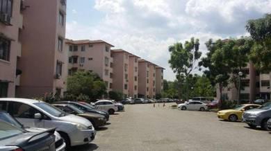 RENOVATED & FULLY FURNISHED Apartment Sri Raya Ukay perdana, Ampang